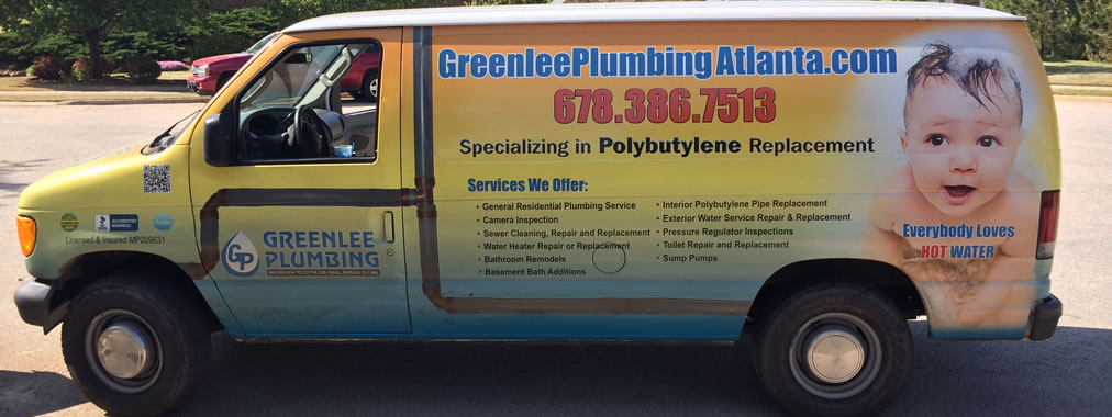 Sewage Pipe Replacement Roswell Ga : Polybutylene replacement and plumbing services buford ga